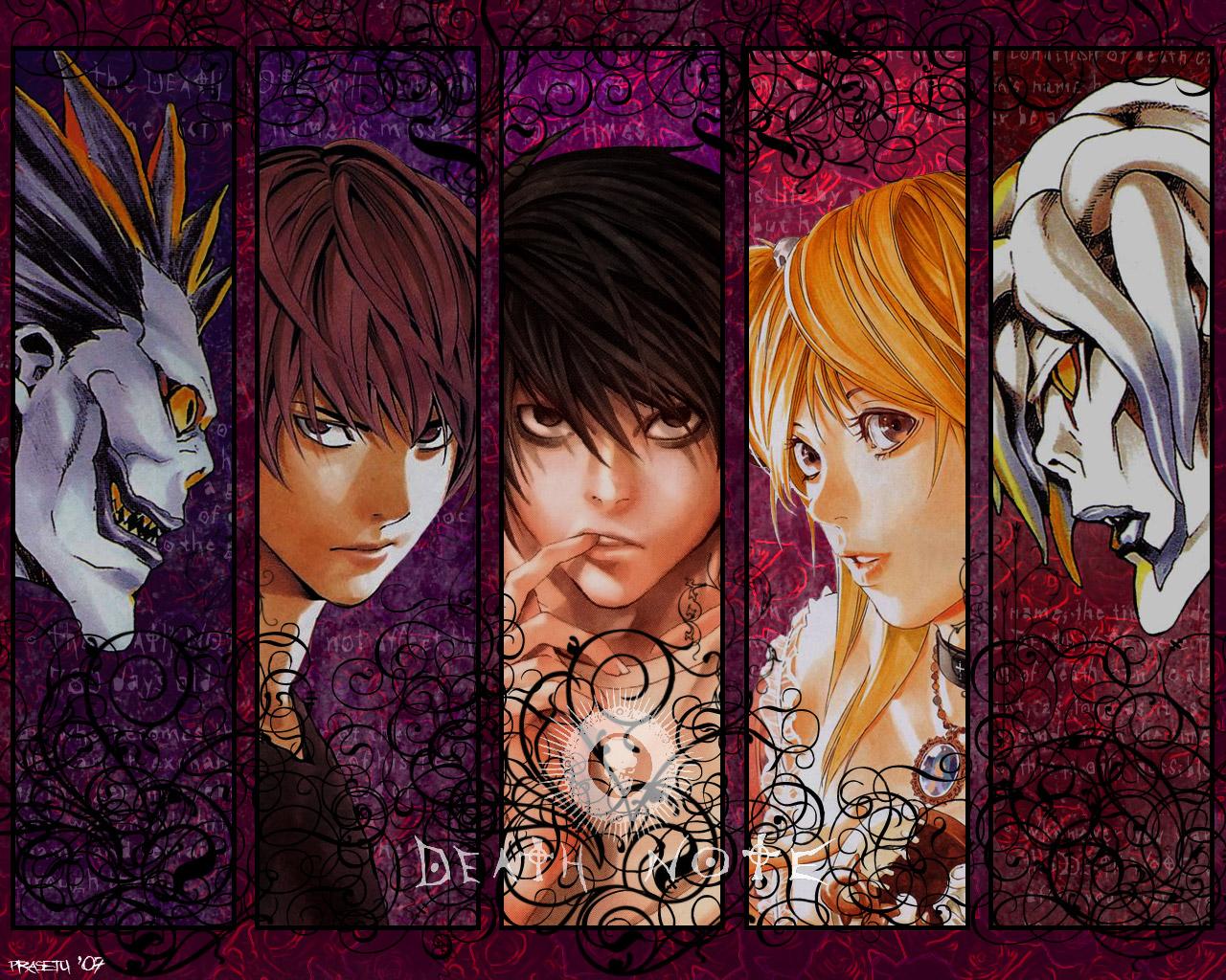 Télécharger épisodes Death Note VOSTFR