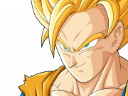 DBZ Goku Sayen