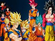 Goku versions