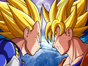 Vegeta contre Goku