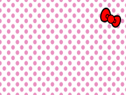Noeud Hello Kitty