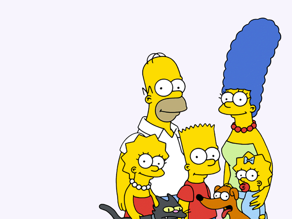 Fond d 39 ecran les simpson photographies 402 wallpaper - Simpson gratuit ...