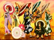 One Piece Tradition Japonaise