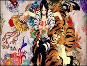 One Piece Tigre