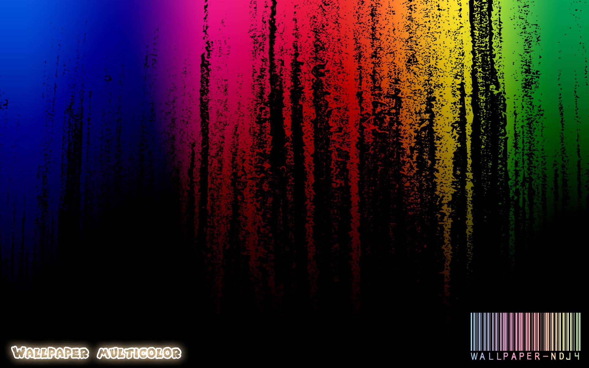 Fond d 39 ecran multicolor wallpaper for Fond wallpaper