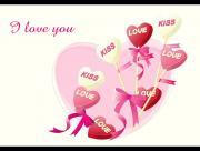 I love you coeurs