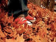 Pieds d'automne