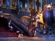 Cendrillon quitte son prince