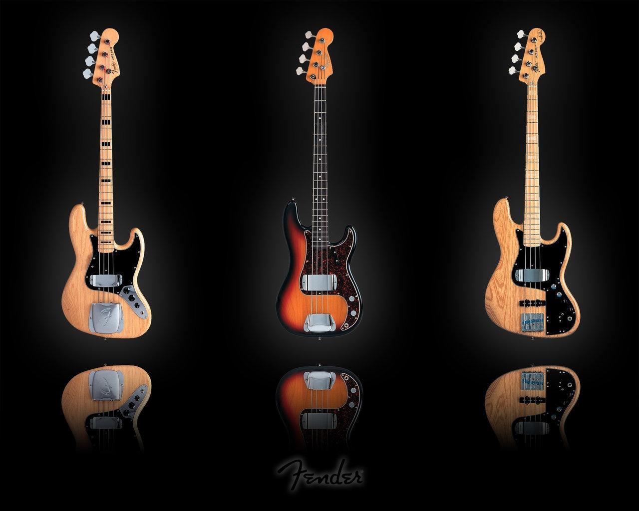 Bass Guitar Wallpaper Hd