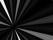 Rayons noir et blanc