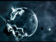 Collision de météorite