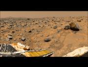 Le sol de Mars