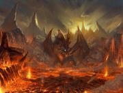 Les flammes de l'enfer