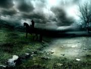 Cavalier ténèbres