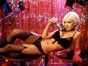 Christina Aguilera micro