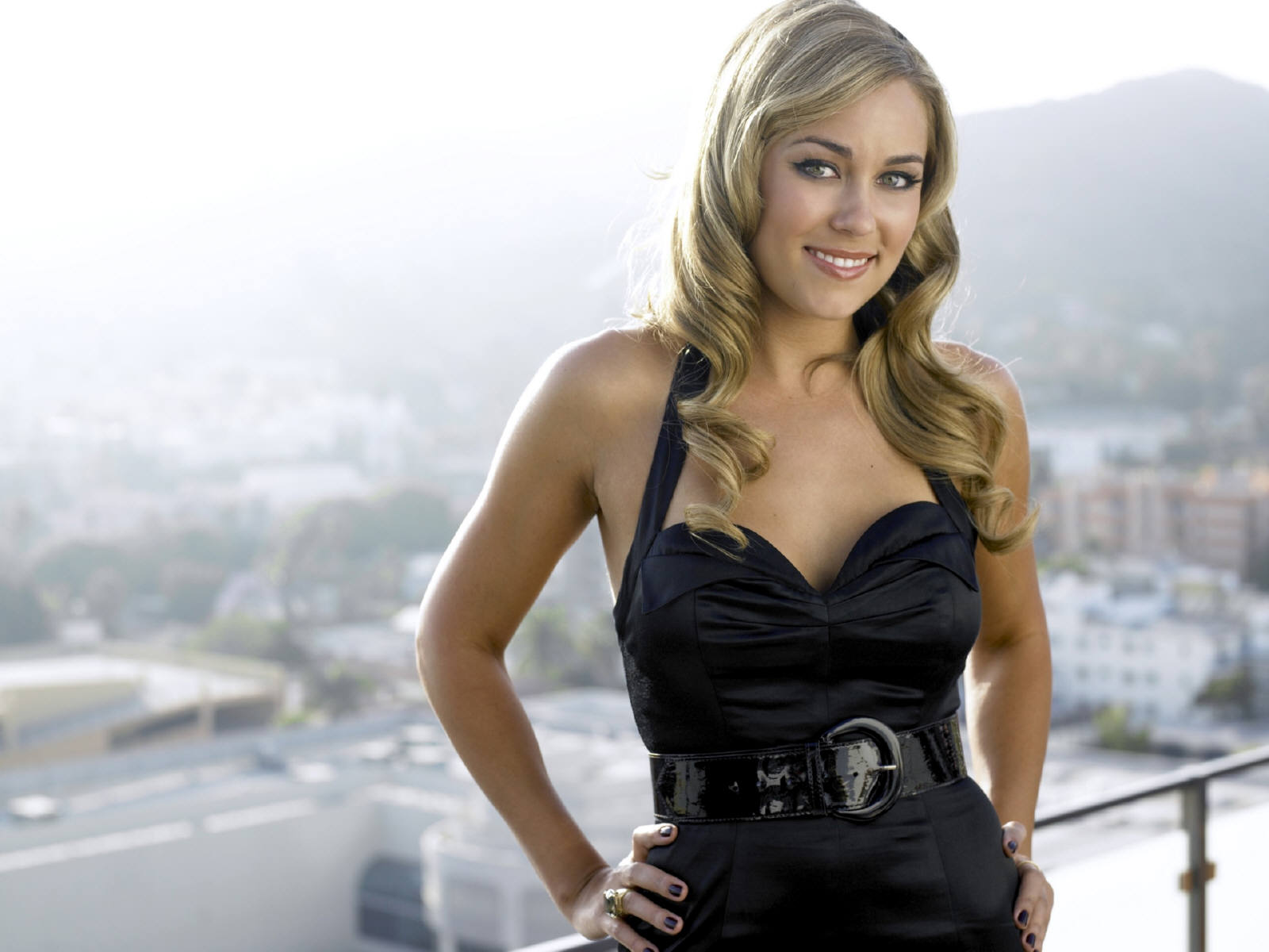 Fond d 39 ecran belle lauren conrad wallpaper for Belle fond ecran