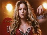 Shakira guitare