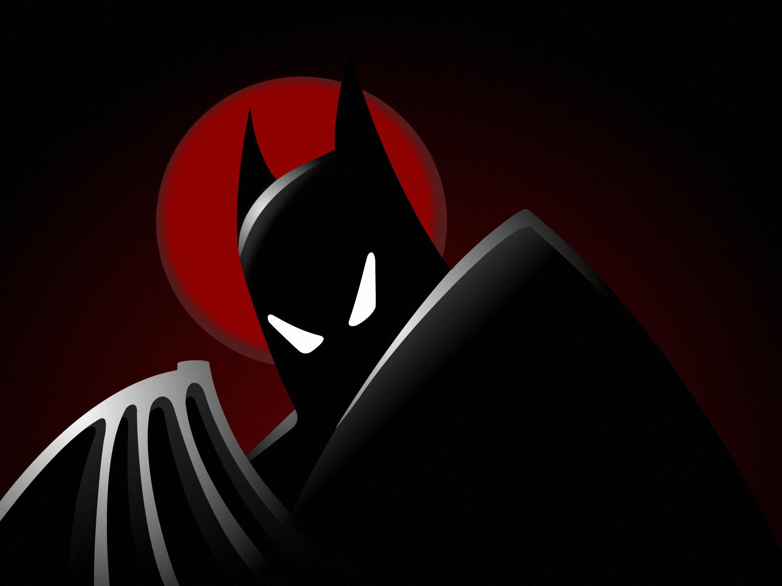 fond d'ecran anime batman