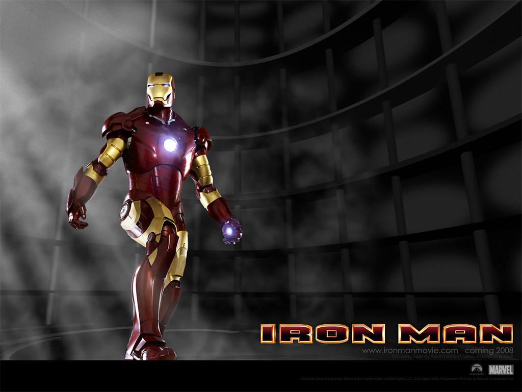Fond d'ecran Iron Man - Photographies 387 - Wallpaper