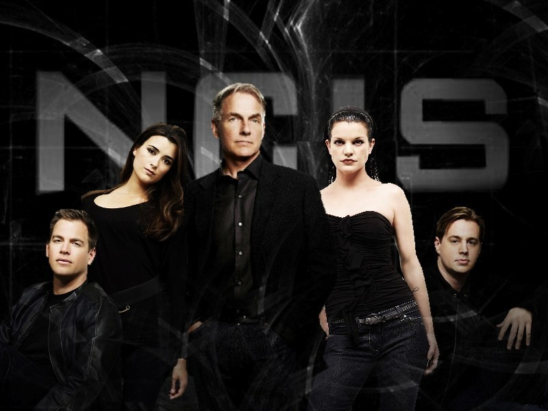 Fond d'ecran Black Team NCIS
