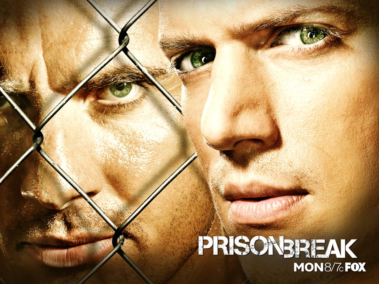 خلفيات سلسلة الشهير Prison Break Wallpapers