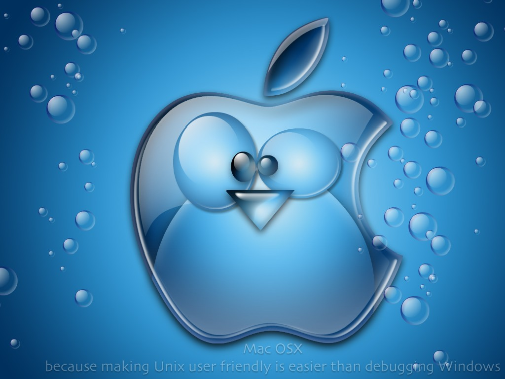Fond d 39 ecran apple dessins 1673 wallpaper for Ecran photo mac