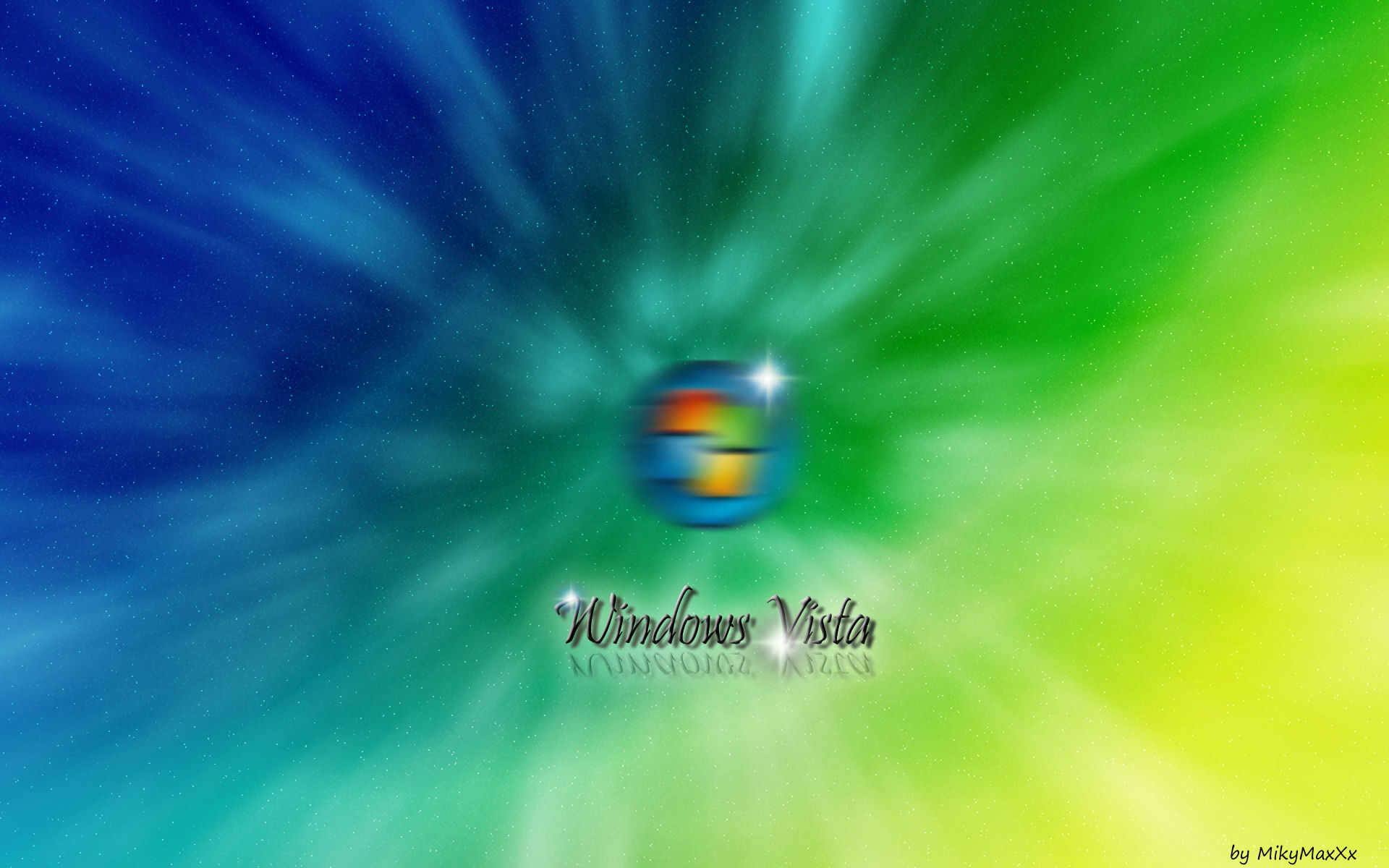 Fond d 39 ecran vista mikymaxxx wallpaper for Fond ecran vista