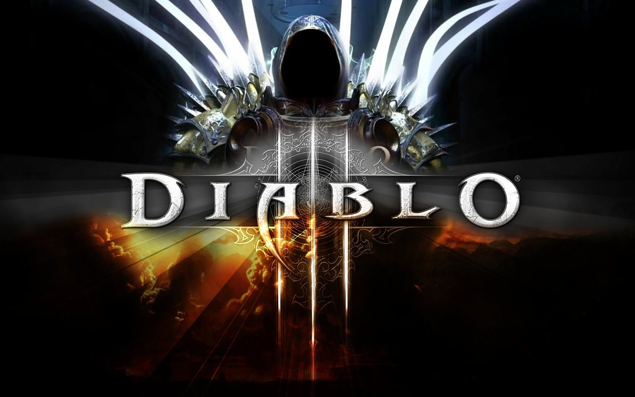 Fond d 39 ecran diablo iii game wallpaper for Fond ecran gaming