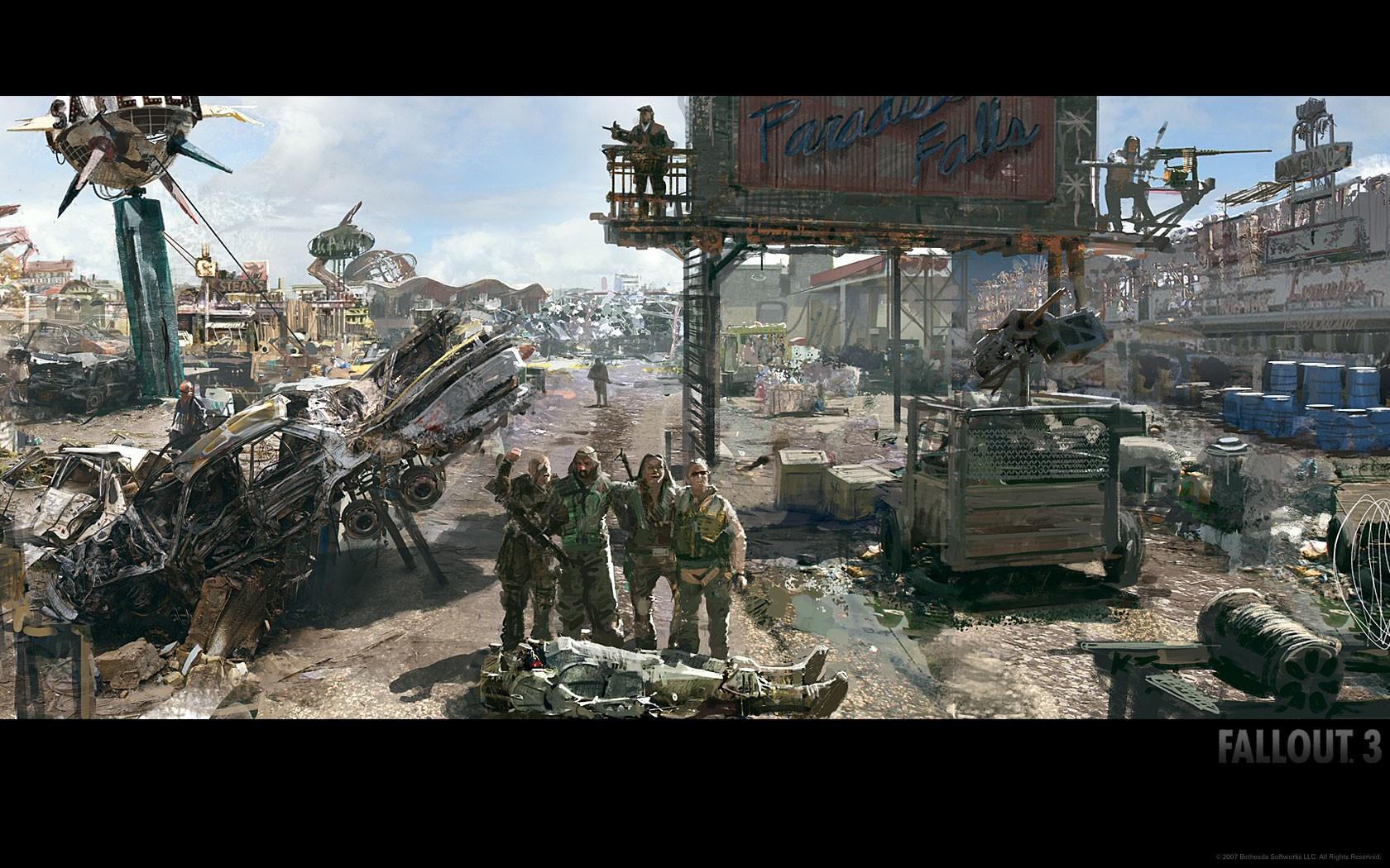 Fallout 3 rencontres aleatoires