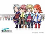Final Fantasy III DS personnages