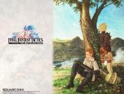 Final Fantasy Square Enix