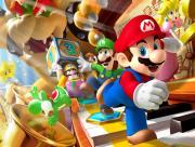 Mario Aventure Sprint