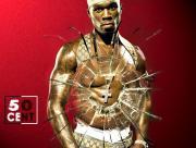 50 Cent Brisé