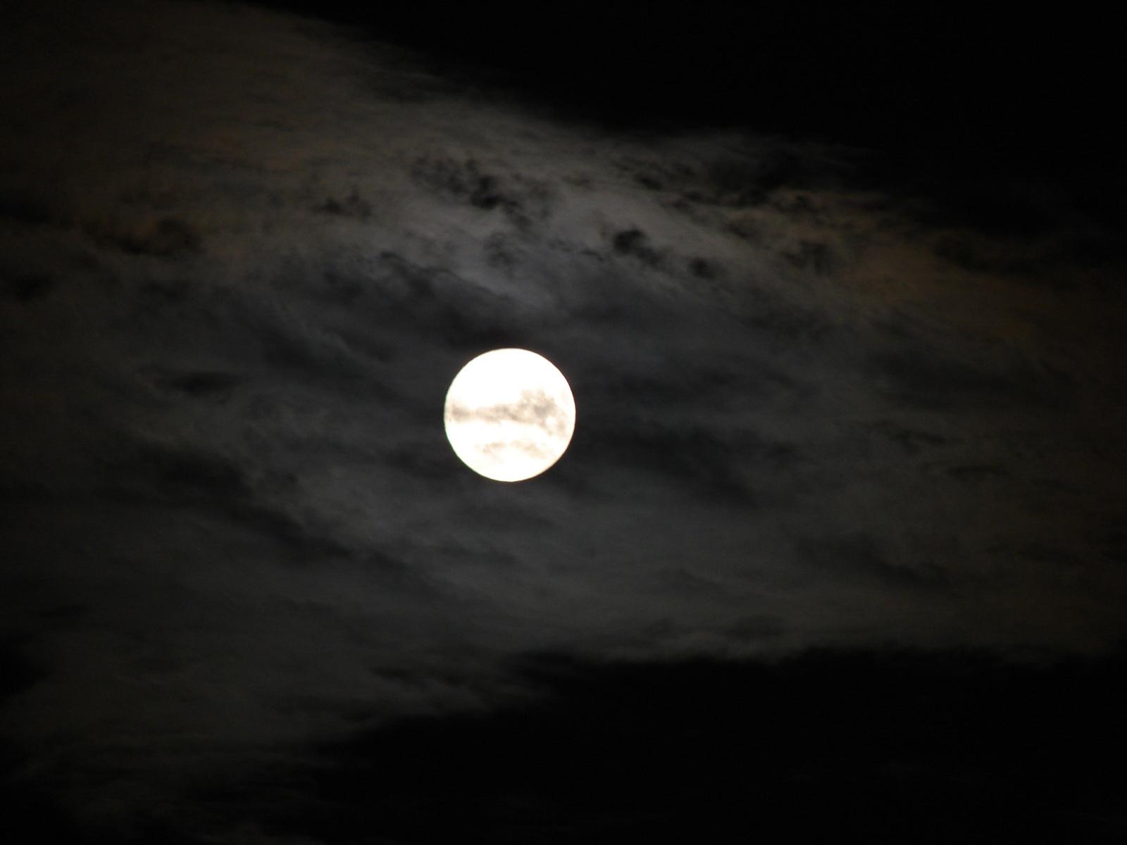 Super Fond d'ecran Pleine lune - Wallpaper BA48