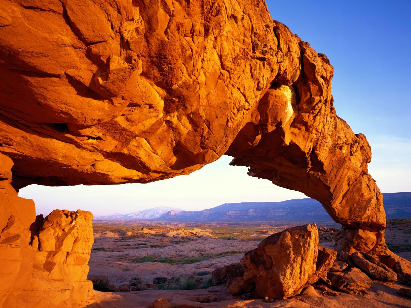 Fond D Ecran Paysage Desert Wallpaper