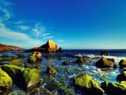 Rochers océan