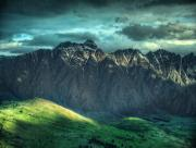 Grande chaine de montagne