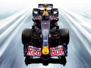 Red Bull voiture de course