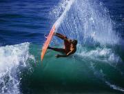 Surf en mer