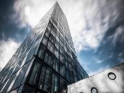 Immeuble de bureau style