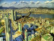 Ville dense japonaise