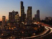 La ville la nuit