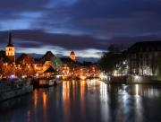 Strasbourg la nuit