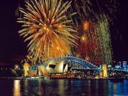 Sydney Feu d'artifice