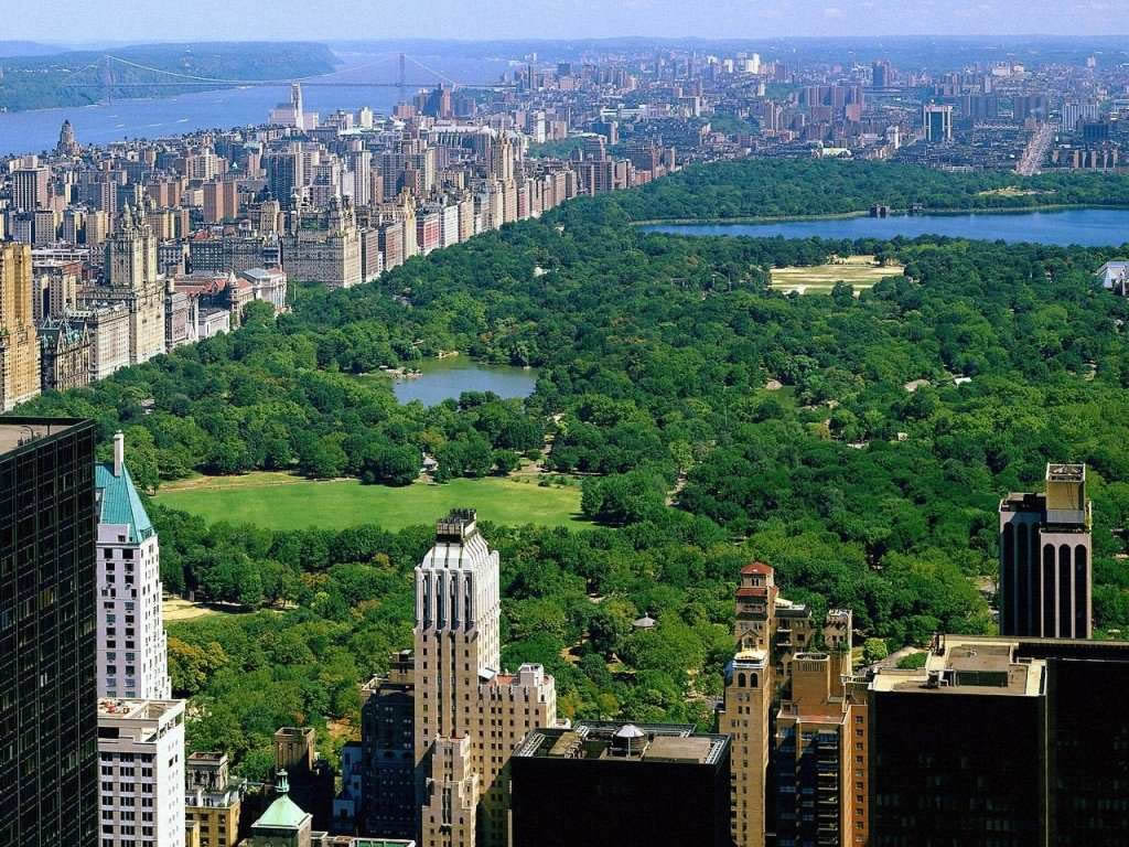 Top Fond d'ecran New York Parc - Wallpaper YN14